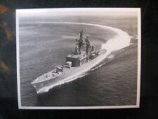Vintage US Navy 8 x 10 Press Photo USS Worden DLG-18 1964 Pacific Fleet 613