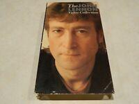 The John Lennon Video Collection VHS [Ex Beatle solo]