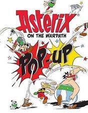 Astérix sur le sentier de la guerre: Pop-Up Book par René Goscinny (cartonnée, 2015)
