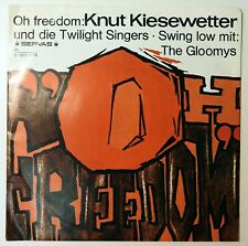 Knut Kiesewetter/Twilight Singers/Gloomys - Oh Freedom/Swing Low - Flexi Disc NM