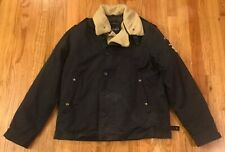 Vintage Nautica Jeans Co. Spell Out Logo Jacket Men's Size Medium