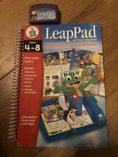 Leap Frog LeapPad Interactive Book With Cartridge