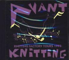 AVANT KNITTING – Knitting Factory Tours 1993