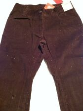 GYMBOREE Detail Cordaroy Jeans -Size 8 - New