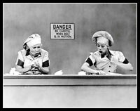 Lucille Ball Photo 11X14 - I Love Lucy TV Show The Candy Factory Epidode1952