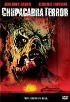 Chupacabra Terror DVD Brand New sealed ships NEXT DAY with tracking