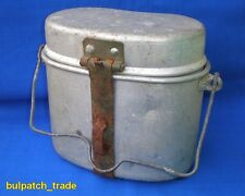 WW2 Bulgarian Army MESS BOILER KIT Cup with Lid