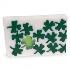 Primal Elements LITTLE BIT O' LUCK 4 Leaf Clover St. Patty's Irish Celtic Soap