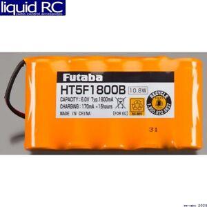 Futaba UBA0142 HT5F1800B NiMh Transmitter Battery 4PX 14SG