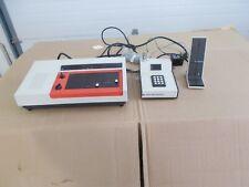 Motorola DC Remote Control Console w Mic and 2 Tone Encoder T1600BM Federal Sig