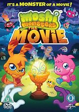 Moshi Monsters The Movie [DVD]