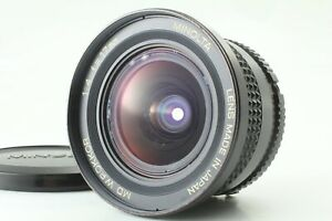 【Exc+++++】 Minolta MD W.ROKKOR 17mm F4 Wide Angle MF Lens From JAPAN #811
