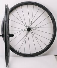 Gravel&CycloCross Carbon Clincher&Tubless WheelSet-Straight Pull&Dt Swiss Hub