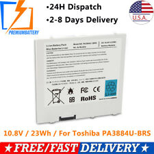 New for Toshiba Thrive AT100 AT105 10.8V 23Wh Battery H000024250 PA3884U-1BRS