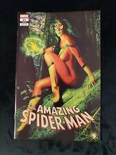 AMAZING SPIDER-MAN #21 MIKE MAYHEW EXCLUSIVE SPIDERMAN SPIDER-WOMAN 1