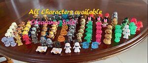 Woolworths Ooshies Disney+Marvel Star Wars Pixar RARE-Free Postage