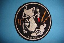 VIETNAM WAR PATCH US NAVY FIGHTER SQUADRON  VF- 41 BLACK DEVIL