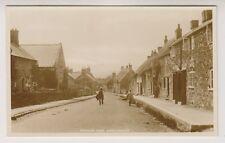 Dorset postcard - Rodden Row, Abbotsbury - RP