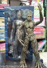 """15"""" Marvel Guardians of The Galaxy Groot Action Figure In Stock High Quality New"""