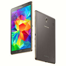 Used GALAXY Tab S 8.4 SC-03G Titanium Bronze docomo 8.4 inch Android Tablet F/S