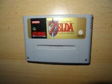 Videojuegos The Legend of Zelda de Nintendo SNES PAL