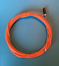 Brand New Bicycle Brake/ Housing Cable in Orange