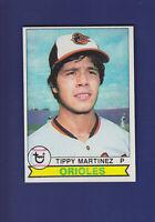 Tippy Martinez 1979 TOPPS Baseball #491 (EXMT+) Baltimore Orioles