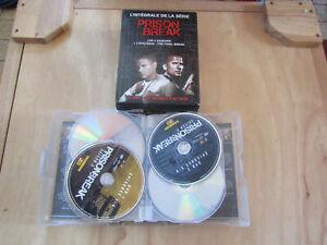 PRISON BREAK - L'Intégrale de la série - Coffret DVD