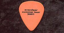 Everclear 2001 Songs Tour Guitar Pick! Davey Loprinzi custom concert stage