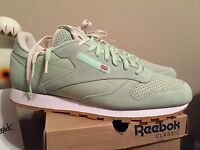 Reebok X Size? Classic - Pastels Pack - Seaglass - Sz 12.5 - Size? Exclusive!