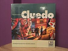 Cluedo The Classic Detective Game Parker Complete Lovely 2006