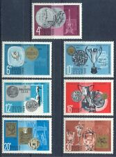 Russia 1968 Stamps exhibitions, 7 v. MNH Sc # 3534-3540