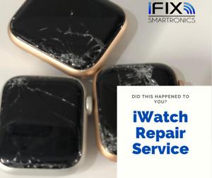Apple Watch Series 4 - Screen (Glass) repair service