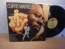 """CURTIS MAYFIELD LP """"Superfly"""" Orig CURTOM RECORDS 1972 """"Soul Funk"""""""