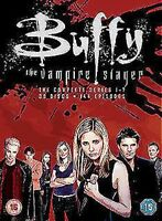 Buffy contre les Vampires Saisons 1 Pour 7 Complet Collection DVD Neuf (2729501