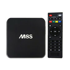M8S Amlogic S812 Smart Android TV Box Quad Core 2G/8G Android 4.4 Media Player