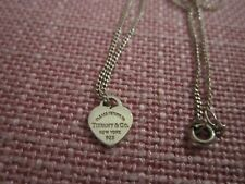 Tiffany   Co. Miniherzcharm XS Inkl. Silberkette 84b843d316dc