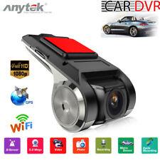 Anytek X28 Dashcam KFZ Car DVR Full HD 1080P Video Bewegungssensor Wifi GPS ADAS