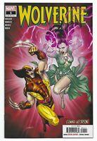 Wolverine Annual #1 2019 Unread David Yardin Main Cover Marvel Comics Houser