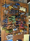 Transformers Figure Lot: Movie, Video Game, and Series Mixture