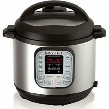 Instant Pot Duo 60 V3 6 Quart 6qt Programmable Multi-use Pressure Cooker