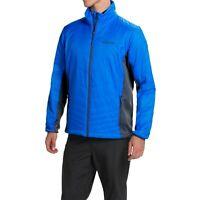 New Men`s Columbia Mighty Light Omni-Heat Hybrid Jacket Insulated
