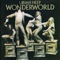 Uriah Heep - Wonderworld (Expanded Deluxe Edition) [CD]