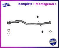 Hosenrohr Opel Insignia A / Chevrolet Malibu / Saab 9-5 2.0 Auspuff Montagesatz