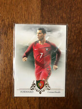 2016 Futera Unique Soccer Card - Portugal CRISTIANO RONALDO Mint
