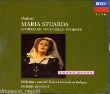 Donizetti: Maria Stuarda / Bonynge, Sutherland, Pavarotti - CD