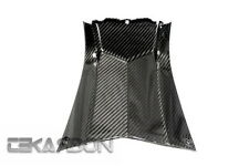 2012 - 2015 Yamaha Tmax 530 Carbon Fiber Center Panel - 2x2 twill weave
