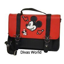 Disney Mickey Umhängetasche Damen Schulter Hand Taschen Mädchen Geschenk Primark