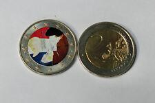 2 Euro 2011 Niederlande Erasmus Color