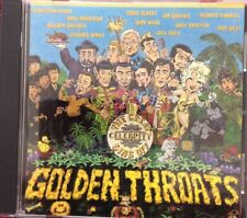 Golden Throats: The Great Celebrity Sing Off - Various Artists Cd